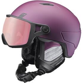 Julbo Globe Ski Helmet, darkred/black